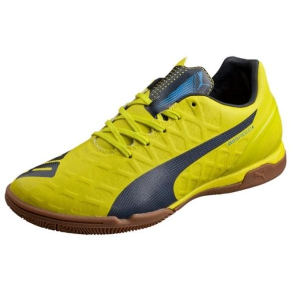 Puma Evospeed 4.4 Women S Indoor Soccer Shoes 6. M 5ba6c41dbb7615cdef377df3 c055073ad